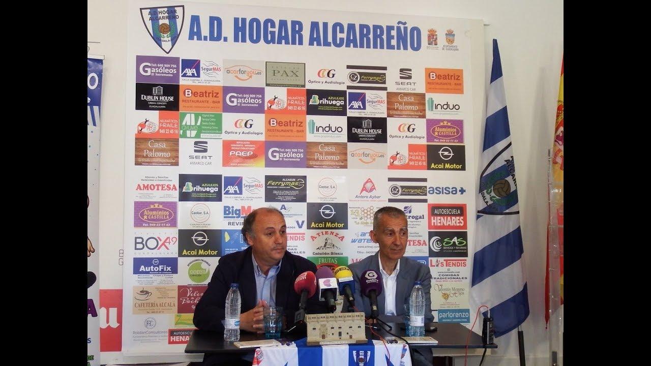 Carlos Terrazas Nuevo Mánager General Del Hogar Alcarreño