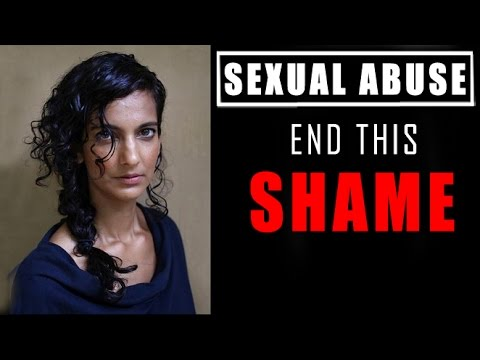 Model Poorna Jagannathan  Sexual Abuse  Breaking the Cycle of Violence