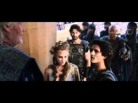 Troy (in Altamurano) - Ettore E Paride Tornano A Casa