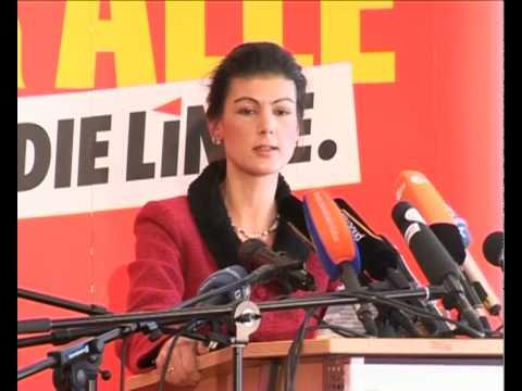 Politischer Aschermittwoch 2010: Sahra Wagenknecht (neue Version) thumbnail