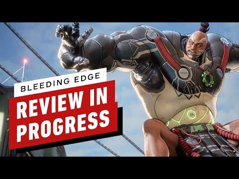 Bleeding Edge Review in Progress