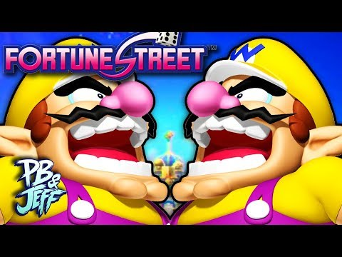 WARIO HACKS! - Fortune Street w/ Yungtown (Part 6)