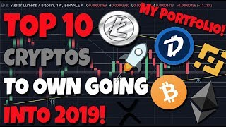 IMPORTANT: Top 10 Crypto