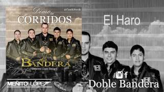 Doble Bandera -Demo de Corridos Tracks List (Disco 2016) (Exclusivo By Meñito Lopez)