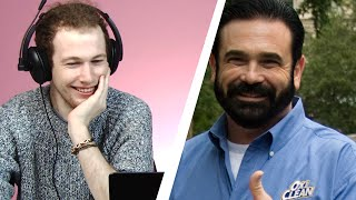 Irish People Watch Billy Mays Infomercials For The First Time