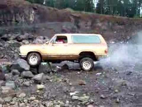 79 trail duster stuck
