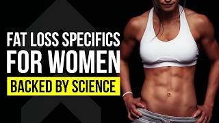 Sport Scientist Summarizes Weight / Fat Loss Specifics for Women! (7 Studies Included)