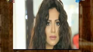باب الخلق   محمود سعد ينعي الفنانة غنوه سليمان شقيقة المطربة أنغام على الهواء
