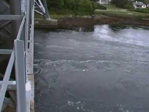 Connel Bridge over Loch Etive