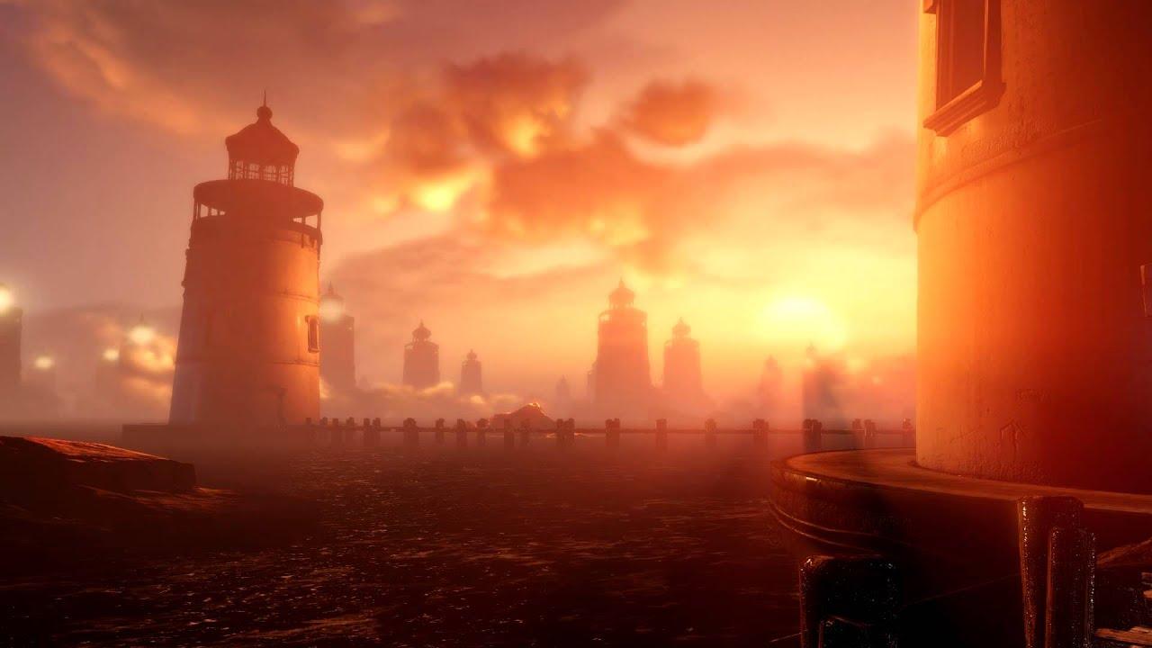 DreamScene [Live Wallpaper] - Bioshock Infinite - Lighthouse (1080p) - YouTube