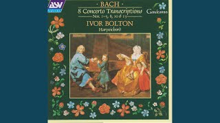 J.S. Bach: Concerto No.4 in G minor, BWV.975 - 1st movement: Allegro
