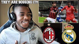 REACTING TO LUCAS PAQUETÁ AND VINÍCIUS JÚNIOR'S PERFORMANCE THIS WEEKEND!!
