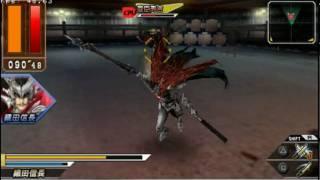 武器:魔神冥王 攻撃力:300 コスト:250 防具:焔魔 体力:750 コスト...