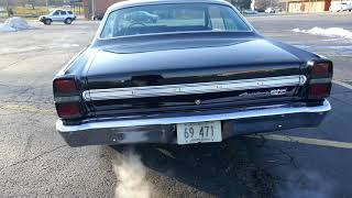 1967 Ford Fairlane - PRO TOURING BUILD OVER 100k - A MUST SEE IN PERSON - FOR SALE