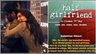 Half Girlfriend - Full Movie Audio Jukebox   Arjun Kapoor & Shraddha Kapoor