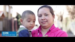 Una familia refugiada colombiana cuenta cómo se integró en Quilicura, Chile