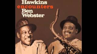 COLEMAN HAWKINS & BEN WEBSTER - Shine on Harvest Moon (1959)
