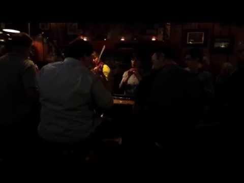 Irish Music at Springhill Bar in Portrush, Northern Ireland
