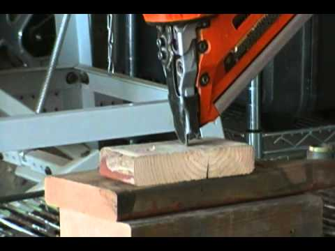 Paslode 900420 Cordless Framing Nailer Youtube