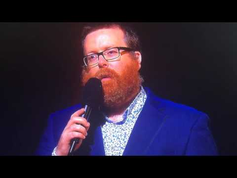 Frankie Boyle - On hope and Bill Hicks music