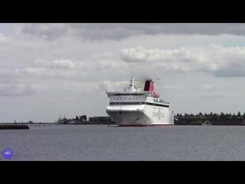 Destination Gotland - Gotland : Arrivée à Oskarshamn
