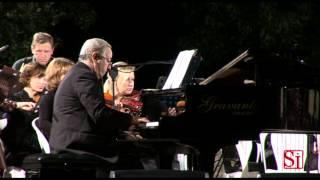 Agerola (NA) - Il maestro Cipriani incanta con le sue colonne sonore (24.08.13)