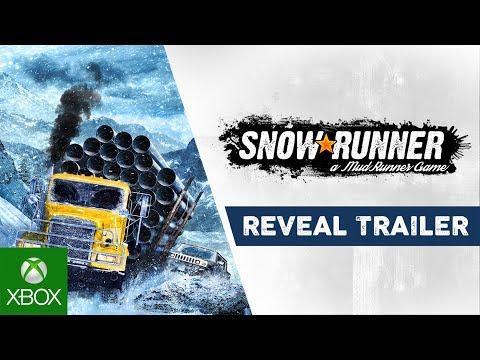 SnowRunner - Reveal Trailer
