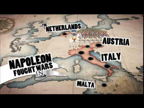 Napoleon Bonaparte cartoon film
