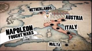 Napoleón Bonaparte película de dibujos animados