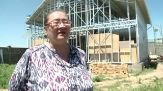 видео Каркас ЛСТК - Строительная компания Дом Мечты
