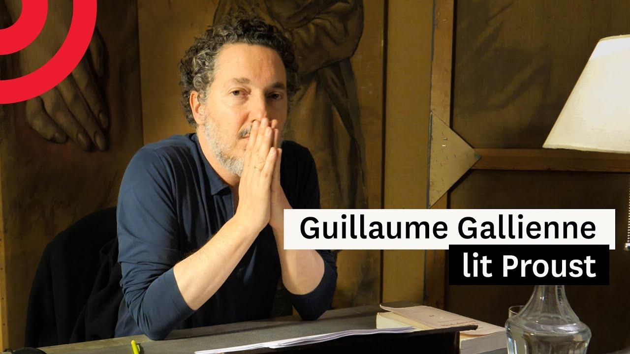 Download À la recherche du temps perdu - 2e lecture, par Guillaume Gallienne