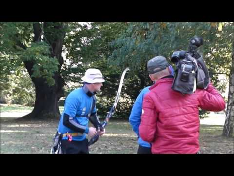2015 European Field Archery Championships - Men Team Event - Sweden