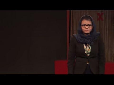 Women in the Afghan Legal Sector | Nabila Moradi | TEDxKabul
