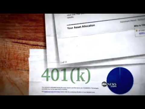 401k Hidden Fees?