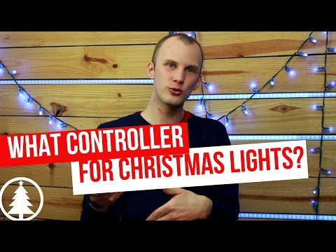 What Controller Do I Need For My Christmas Lights?
