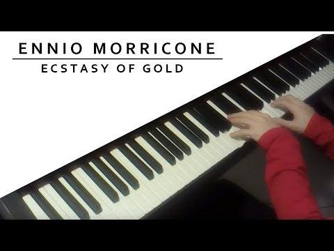 Ecstasy of Gold  Ennio Morricone  Piano