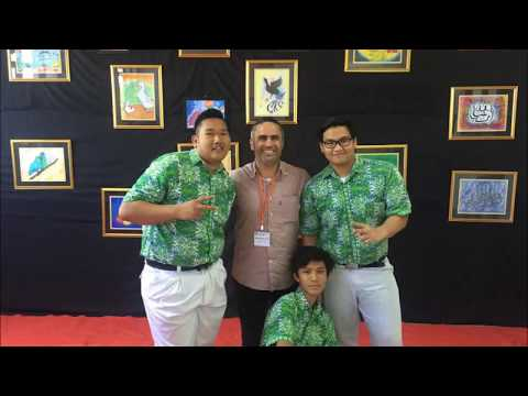 Vlog #34 Jakarta, Indonesia. Islamic School visit. Al Azahr Campus #19