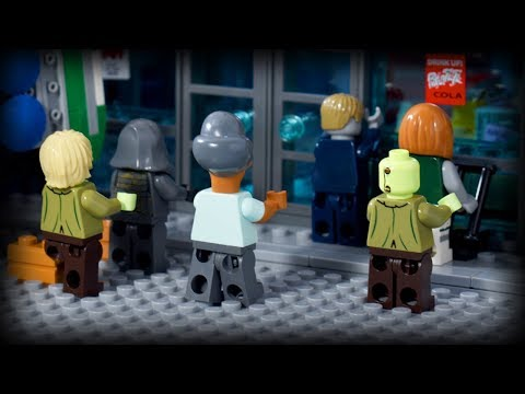 Lego Horror Movie