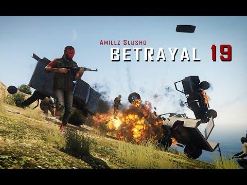 Betrayal 19 [GTA V Remake Short Film]