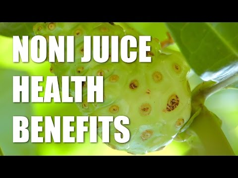 Noni juice health benefits - morinda citrifolia - Noni juice by NHT Global
