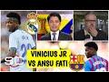 EL CLÁSICO. VINICIUS JR vs ANSU FATI bajo la lupa. ¿Este Real Madrid, ganará La Liga? | SportsCenter
