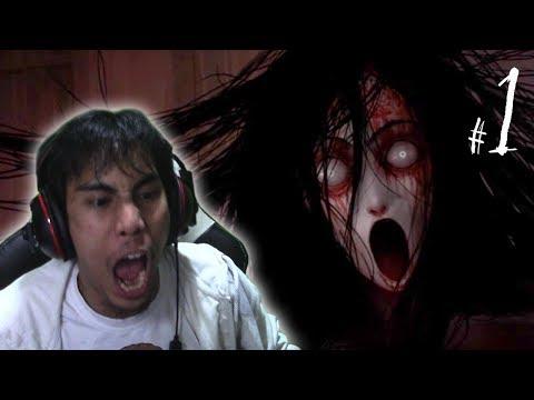 THE LETTER - Horror Visual Novel - Part 1
