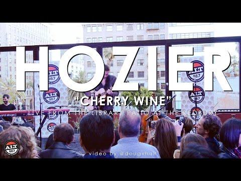 "Hozier ""Cherry Wine"" Live Performance"