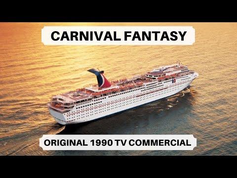 Carnival Fantasy   Carnival Cruise Ship TV Commercial   Fun Ship Cruise