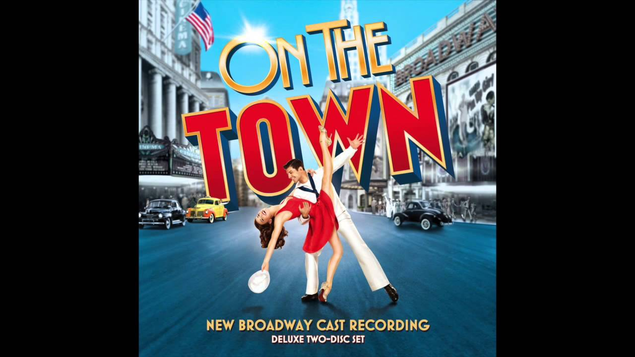 On the Town (New Broadway Cast Recording)- I Can Cook Too