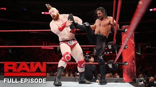WWE Raw Full Episode - 4 December 2017