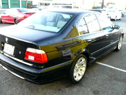 2003 BMW 525I SPORT  YouTube