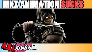 A.B.I.torial 13: Mortal Kombat X's Animation SUCKS