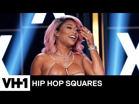 DeRay Introduces Jessica Dime And Jackie Christie To The Squares 'Sneak Peek' | Hip Hop Squares