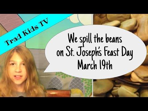 Saint Joseph's Feast Day March 19 - Traditional Catholic Italian Customs Altar, St Joseph Table